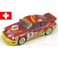 PORSCHE 911 Carrera 2 Cup LeMans'93 #76, (ab) E.Calderari / L.Pagotto / L.Keller