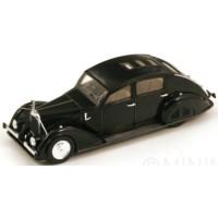 VOISIN Aerodine, 1936, black