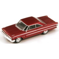 FORD Galaxie 500, 1963, met.red