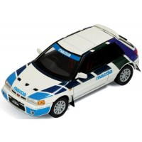 MAZDA 323 GT-Ae, 1991, white/blue