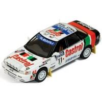 SUBARU Legacy RS Rally NewZealand'90 #11, P.Bourne / R.Freeth