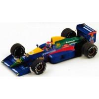 LOLA LC89 GP France'89 #29, E.Bernard