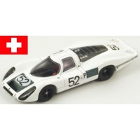 PORSCHE 907 24h Daytona068, 2nd J.Siffert / H.Herrmann / G.Mitter