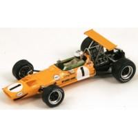 McLAREN M7A GP Canada'68 #1, winner D.Hulme
