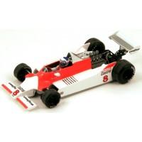 McLAREN M29 GP Argentina'80 #8, 6th A.Prost