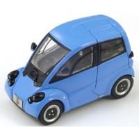GORDON MURRAY's T27 '12, bleu