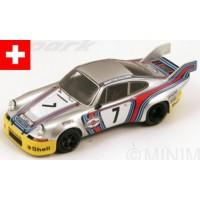 PORSCHE 911 RSR 2.8 Zeltweg'73 #7, G.VanLennep / H.Müller