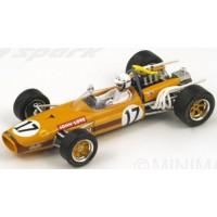 BRABHAM BT20 GP SouthAfrica'68 #17, J.Love
