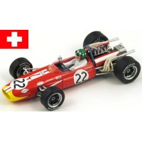 BRABHAM BT20 GP NL'68 #22