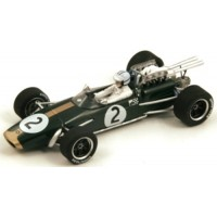 BRABHAM BT24 GP Germany'67 #3, winner D.Hulme