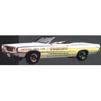 FORD Fairlane Pace Car, 1968