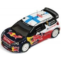 CITROËN DS3 WRC Rally MonteC.'12 #2, M.Hirvonen / J.Lehtinen