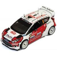FORD Fiesta RS WRC Rally MonteC.'12 #6, E.Novikov / D.Giraudet
