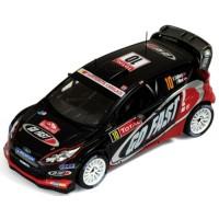 FORD Fiesta RS RWC Rally MonteCarlo'12 #10, H.Solberg / I.Minor