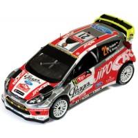 FORD Fiesta RS WRC Rally MonteCarlo'12 #21, M.Prokop / J.Tomanek