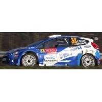 FORD Fiesta S2000 Rally MonteC.'12 #32, 1st SWRC C.Breen / G.Roberts