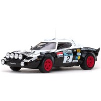 LANCIA Stratos HF Rally RAC Lombard'79 #2, 5th M.Alén / I.Kivimäki