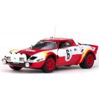 LANCIA Stratos HF Rally MonteCarlo'79 #6, F.Bacchelli / B.Scabini
