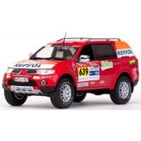MITSUBISHI Pajero Sport Team & Service Car
