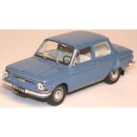 ZAZ 968A, bleu