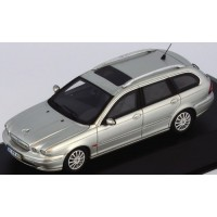 JAGUAR X-type Wagon, 2004, silver