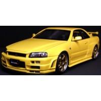NISMO R34 GT-R S-tune, jaune
