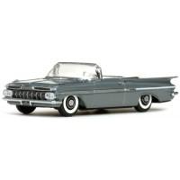 CHEVROLET Impala, 1959, grey