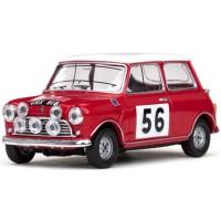 MORRIS Cooper S Rally MonteCarlo'65 #56, P.Hopkirk / H.Liddon