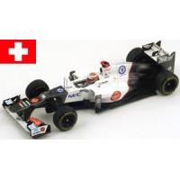 SAUBER C31 GP Monaco'12, K.Kobayashi