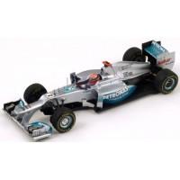 MERCEDES AMG W03 GP Monaco'12, M.Schumacher
