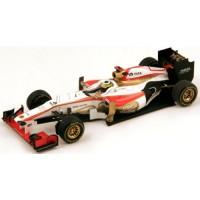 HRT F112 GP Monaco'12 #23, P.DeLaRosa