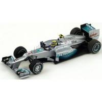 MERCEDES AMG W03 GP Chine'12, 1er N.Rosberg