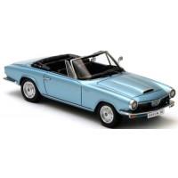 GLAS 1300 GT Cabriolet, 1966, met.l.blue