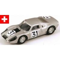 PORSCHE 904 LeMans'64 #31, 10th G.Koch / H.Schiller
