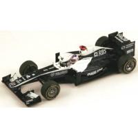 WILLIAMS FW32 GP Spain'10 #9, R. Barichello