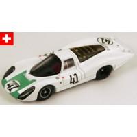 PORSCHE 907 LeMans'67 #41, 5th H.Herrmann / J.Siffert