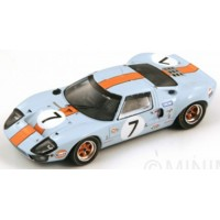 FORD GT40 LeMans'69 #7, 3rd D.Hobbs / M.Hailwood