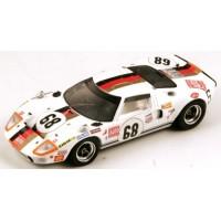 FORD GT40 LeMans'69 #68, 6th H.Kelleners / R.Joest