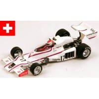 SHADOW DN8 GP Brazil'78 #17, 5th C.Regazzoni