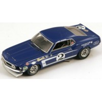 FORD Mustang TransAm'69 #2, D.Gurney