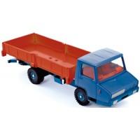 BERLIET Stradair benne basculante, orange/blue