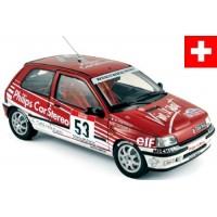 RENAULT Clio 16S Rally Tour de Corse'91 #53, Jacquet / Poettoz