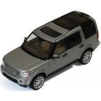 LAND ROVER Discovery4, 2010, silver