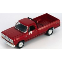 DODGE RAM Pick-up, 1987, red