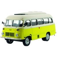 ROBUR LO 3000 Fr 2 M-B 21, 1972, yellow/white