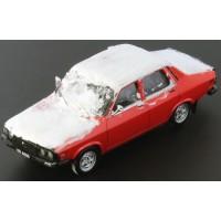 DACIA 1310 Sedan MSL, 1984, snow covered