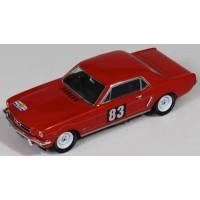 FORD Mustang TdFrance'64 #83, winner Procter / Cowan