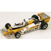 RENAULT RE20B GP Argentina'81 #16, R.Arnoux