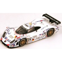 PORSCHE 911 GT1 LeMans'98 #26, winner A.McNish / L.Aiello / S.Ortelli