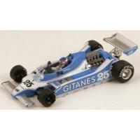 LIGIER JS11 GP Spain'79 #25, winner P.Depailler